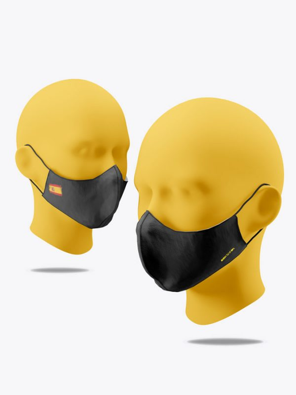spain mask