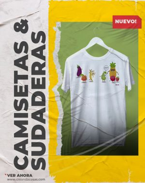 Camisetas & Sudaderas