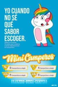 Campaña limitada Granjero Busca Campero